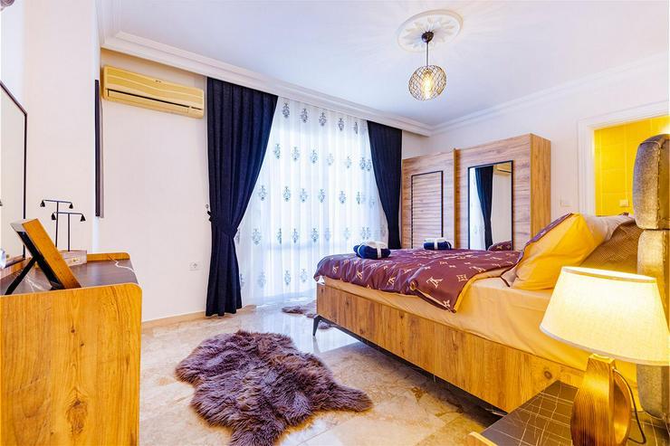 Bild 5: Türkei, Alanya, 3 Zi. Wohnung mit ein wenig Meerblick, 415