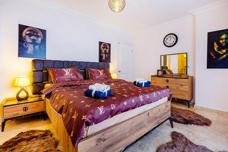 Bild 4: Türkei, Alanya, 3 Zi. Wohnung mit ein wenig Meerblick, 415