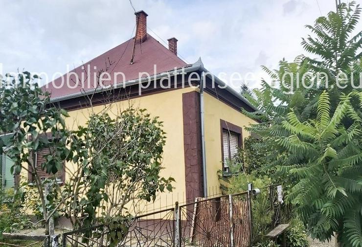 Haus in ruhiger Lage Ungarn Balatonr. 2.255m² Nr.20/162