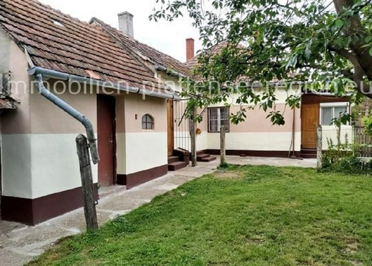 Bauernhaus Ungarn Balatonr. Grdst. 2.554 m²Nr. 20/164