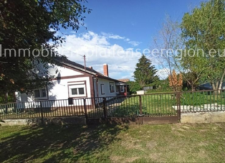 Landhaus Ungarn Balatonr. Nähe Fonyod, 2.294m²Nr. 20/165