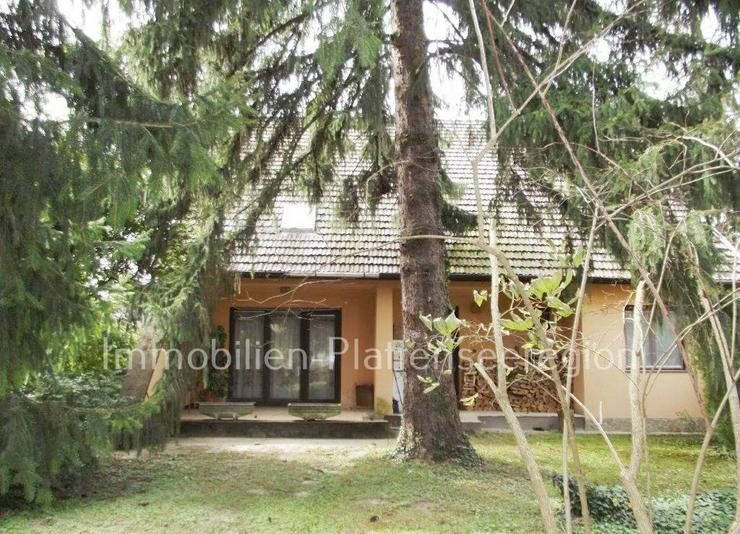 Großes Haus Nr. 40/61  Ungarn Balatonr. Grdst. 990 m²
