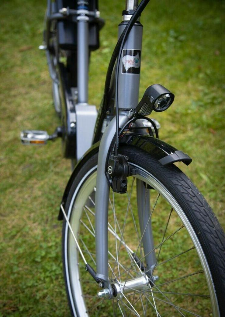 Bild 6: E-Bike - Senioren-Pedelec Pfau-Tec C2