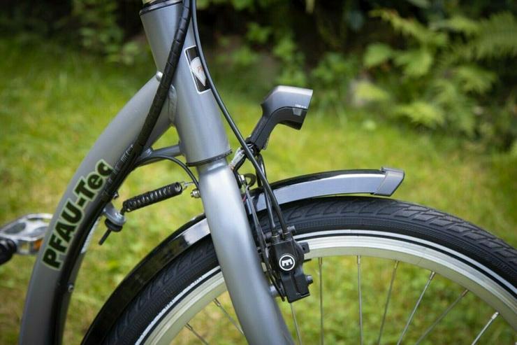 Bild 5: E-Bike - Senioren-Pedelec Pfau-Tec C2