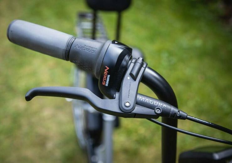Bild 4: E-Bike - Senioren-Pedelec Pfau-Tec C2