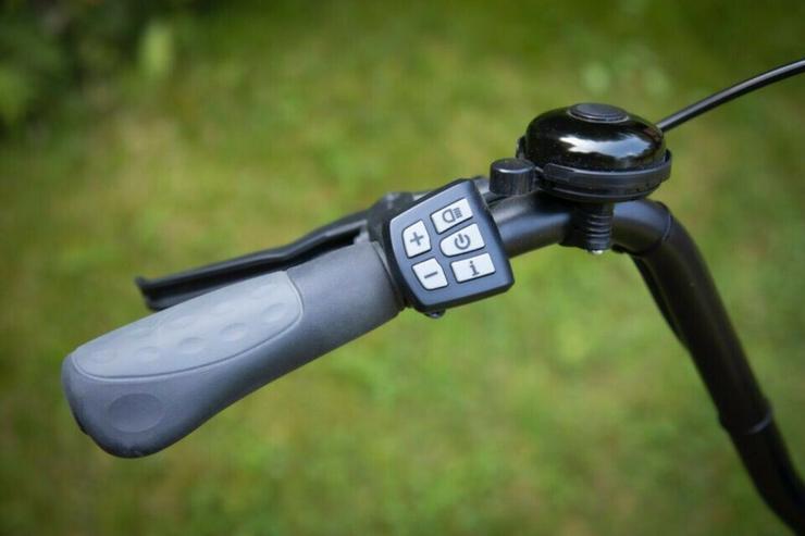 Bild 2: E-Bike - Senioren-Pedelec Pfau-Tec C2
