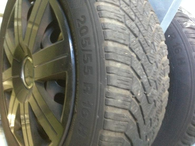 4 Reifen für Mercedes Benz  B Klasse ab Baujahr 2014 wenig gebraucht - Winter Kompletträder - Bild 1