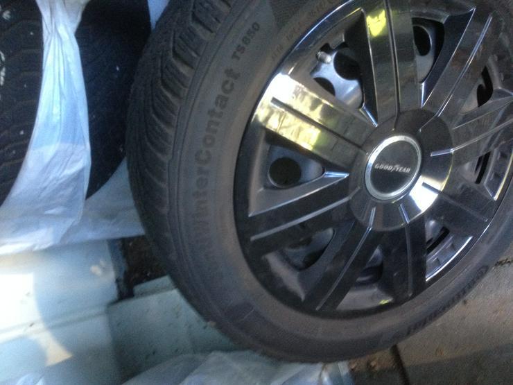 Bild 3: 4 Reifen für Mercedes Benz  B Klasse ab Baujahr 2014 wenig gebraucht