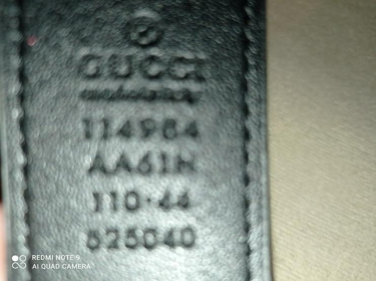 Orginale Gucci gürtel