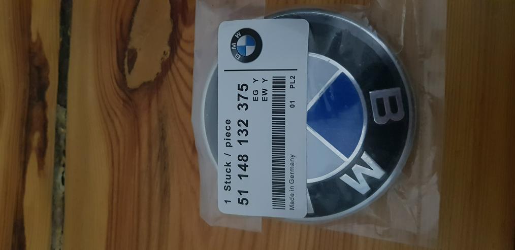 BMW Emblem 82mm oder 74mm