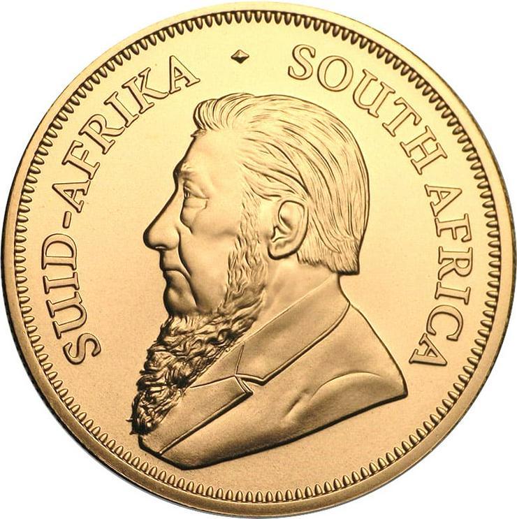 Bild 2: Südafrika Krügerrand 2020 1 Unze Gold
