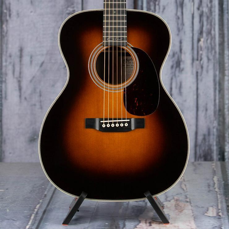 Martin 000-28EC Eric Clapton Signature Vintage Sunburst