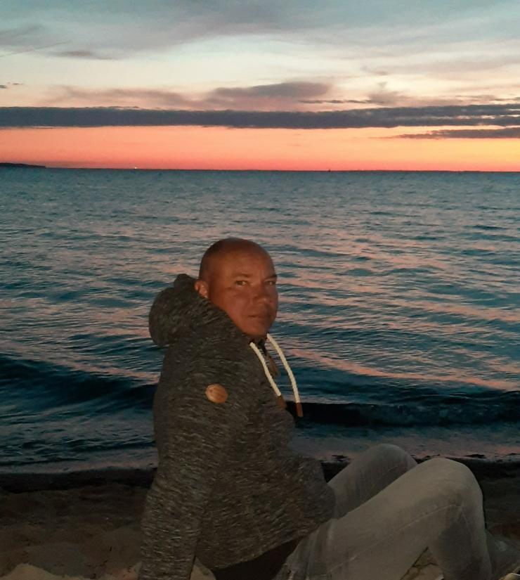 Bild 2: Ich suche meine OstseeNixe, meine Liebe am Meer