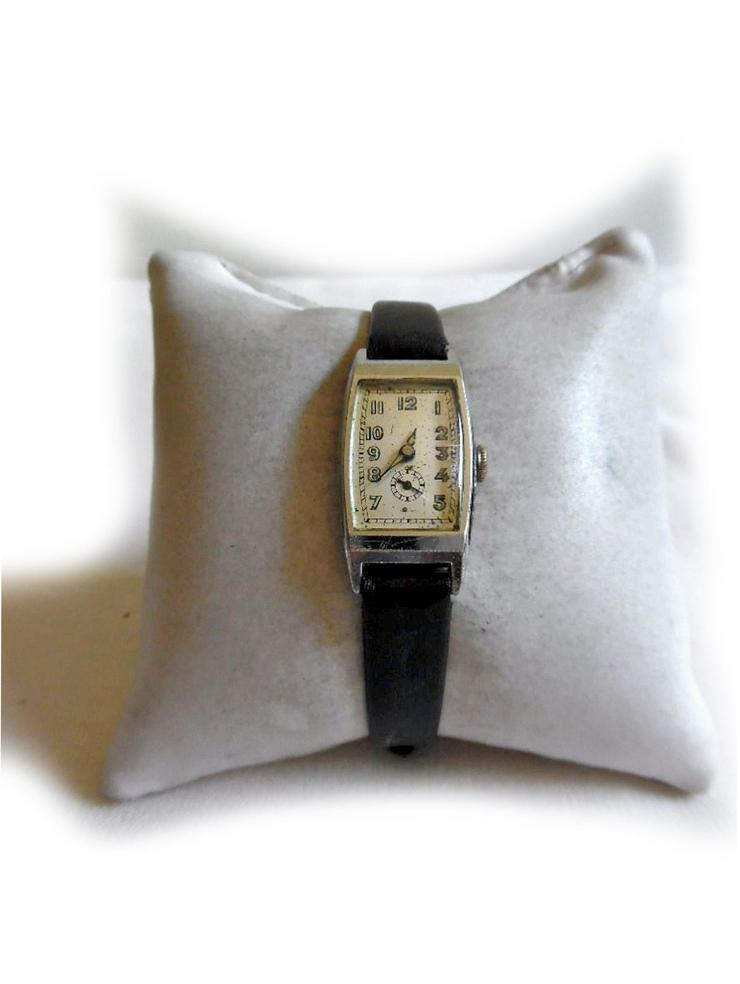 Seltene Art Deco Armbanduhr - Damen Armbanduhren - Bild 1