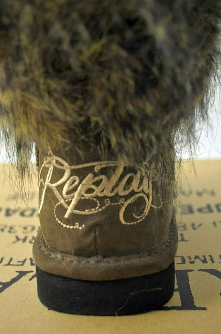 Bild 4: Replay Schuhe Yeti Boots Winterstiefel Atla Damen Schuhe 15091300
