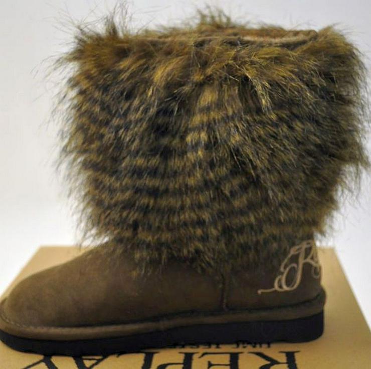 Bild 2: Replay Schuhe Yeti Boots Winterstiefel Atla Damen Schuhe 15091300