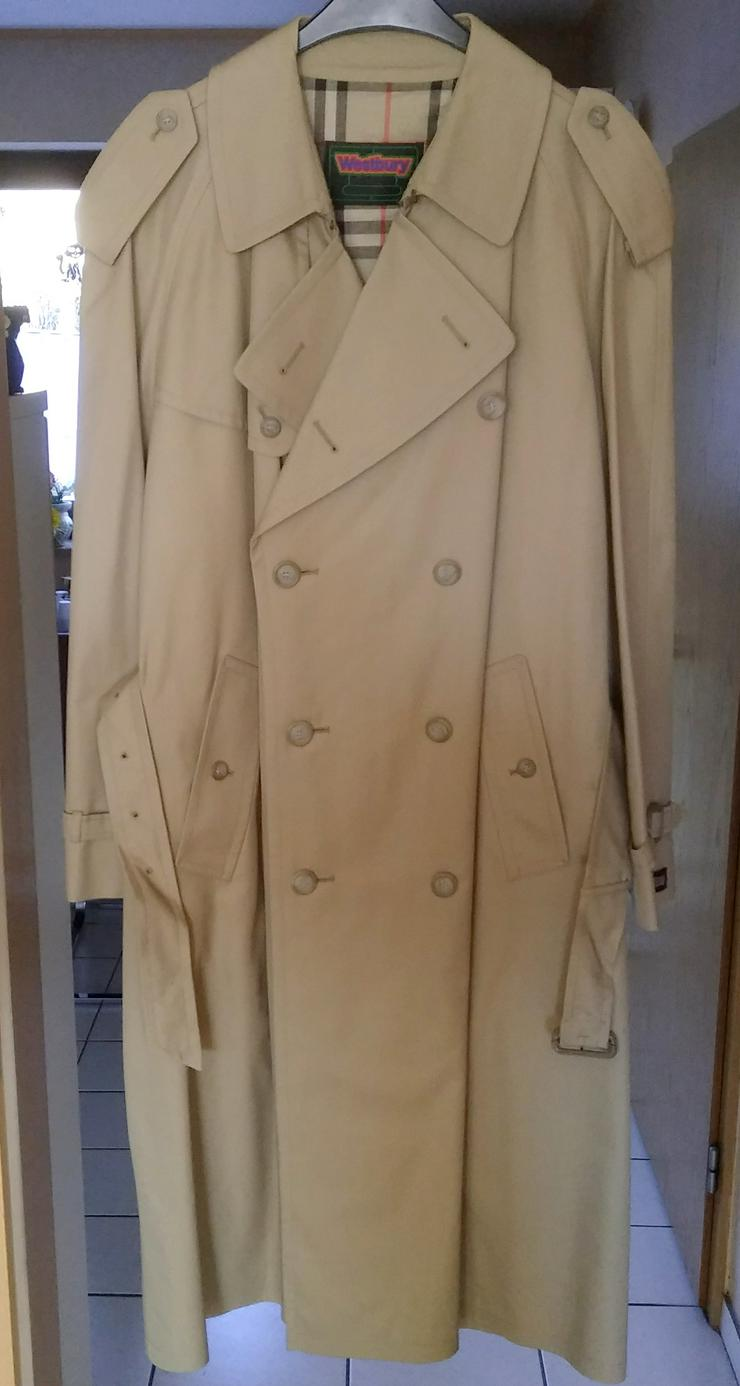 Trenchcoat Westminster-Style