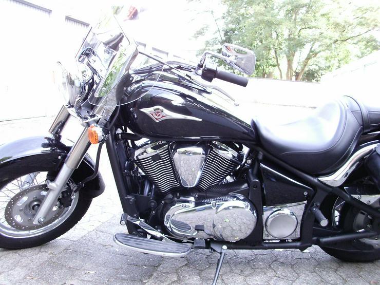 Kawasaki vn 900 clasik