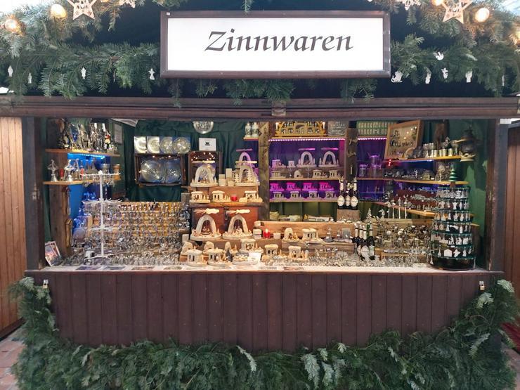 Verkäufer / -innen für Wochenmarkt / Weihnachtsmarkt Chemnitz gesucht