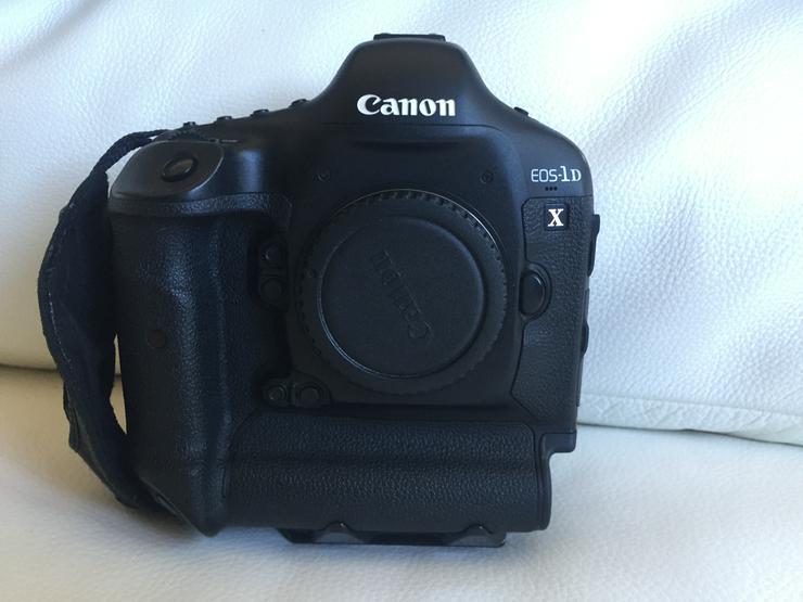 Canon EOS 1DX < 43.000 incl. Zubehör