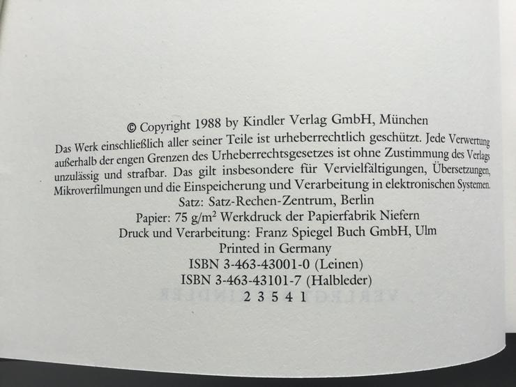 Kindlers Neues Literatur Lexikon (KNLL) ist das umfangreichste Literaturlexikon in deutscher Sprache - Lexika & Chroniken - Bild 2