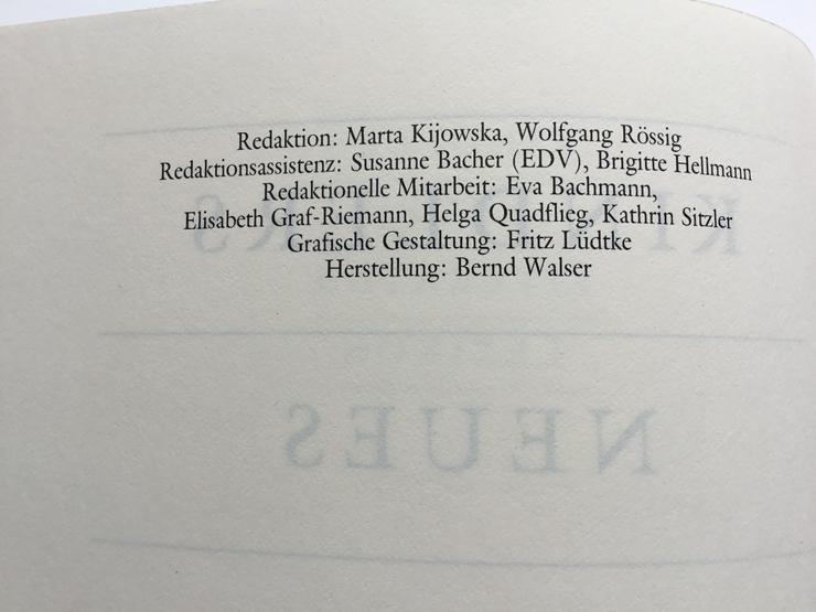 Bild 3: Kindlers Neues Literatur Lexikon (KNLL) ist das umfangreichste Literaturlexikon in deutscher Sprache