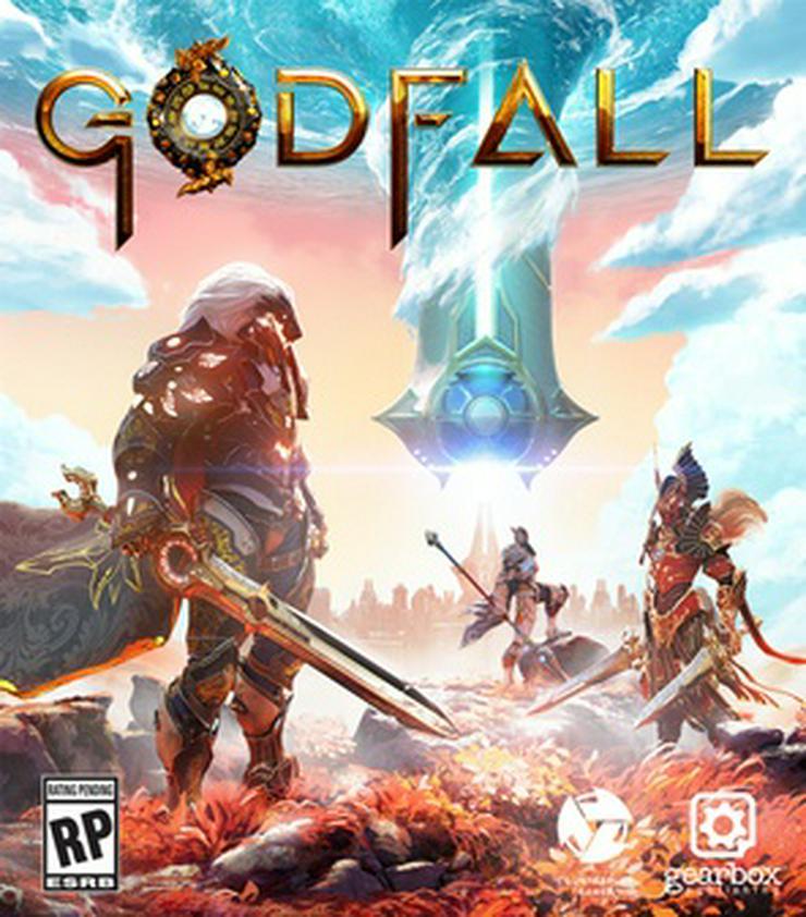 Bild 2: Godfall PC-Version