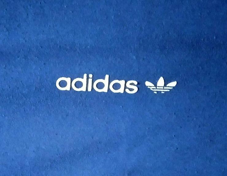 Bild 2: Adidas >>No Stripes<< Trainingsshirt, XL