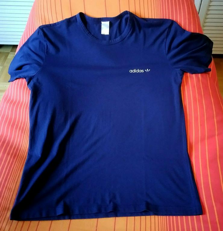 Bild 3: Adidas >>No Stripes<< Trainingsshirt, XL
