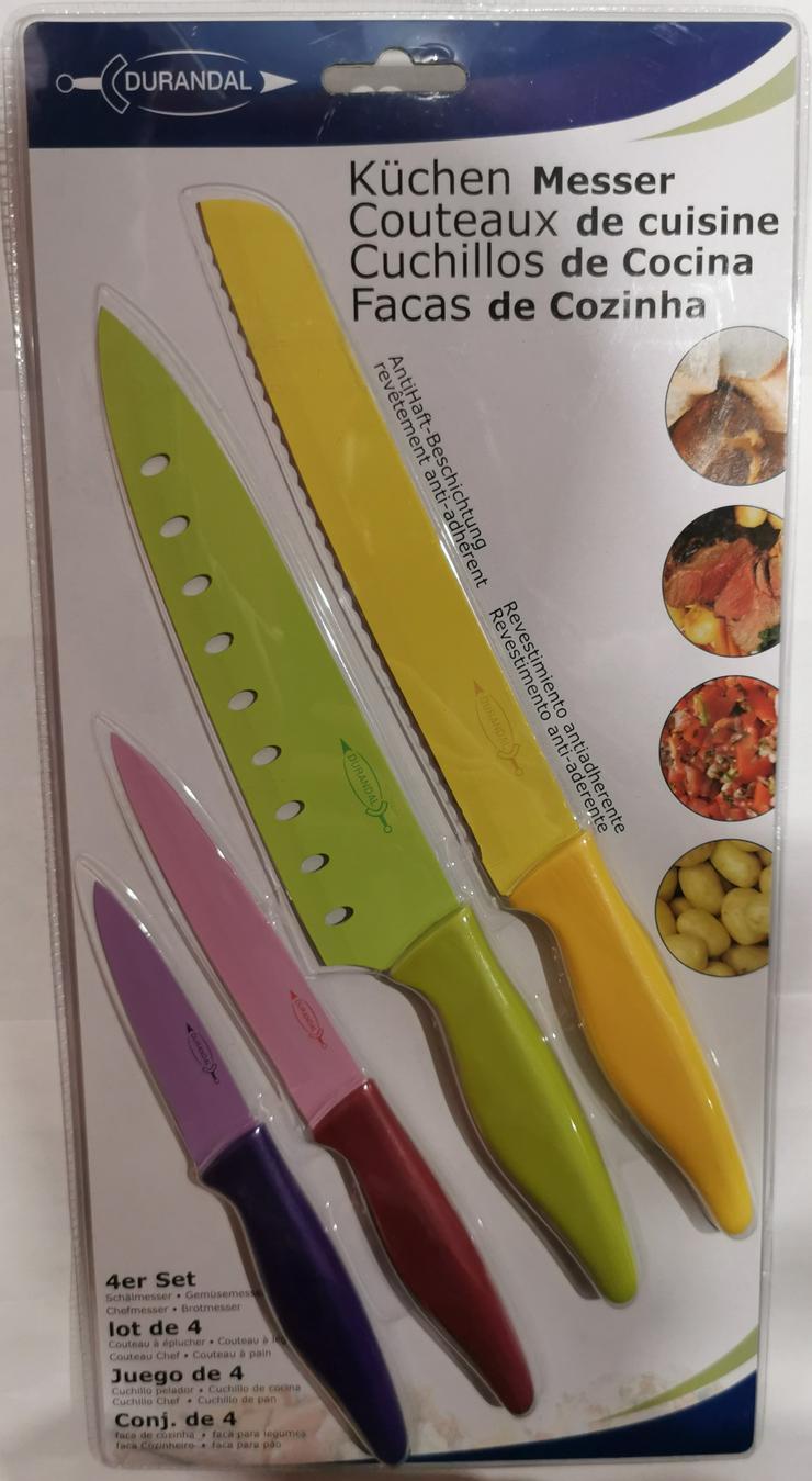 Küchen Messer 4er Set