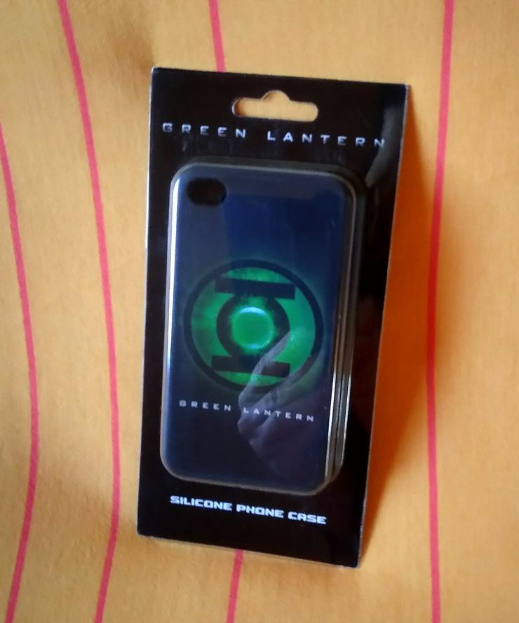 Green Lantern Handy-Schutzhülle (Neu + originalverpackt)