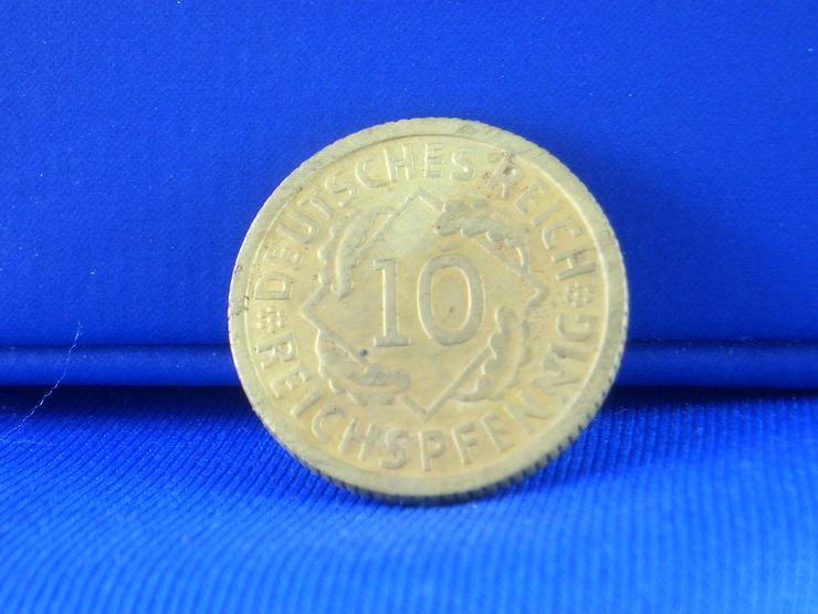 Bild 2: 10 Reichspfennig 1931 D