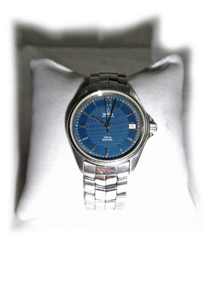 Schöne Armbanduhr von Alpina - Herren Armbanduhren - Bild 1