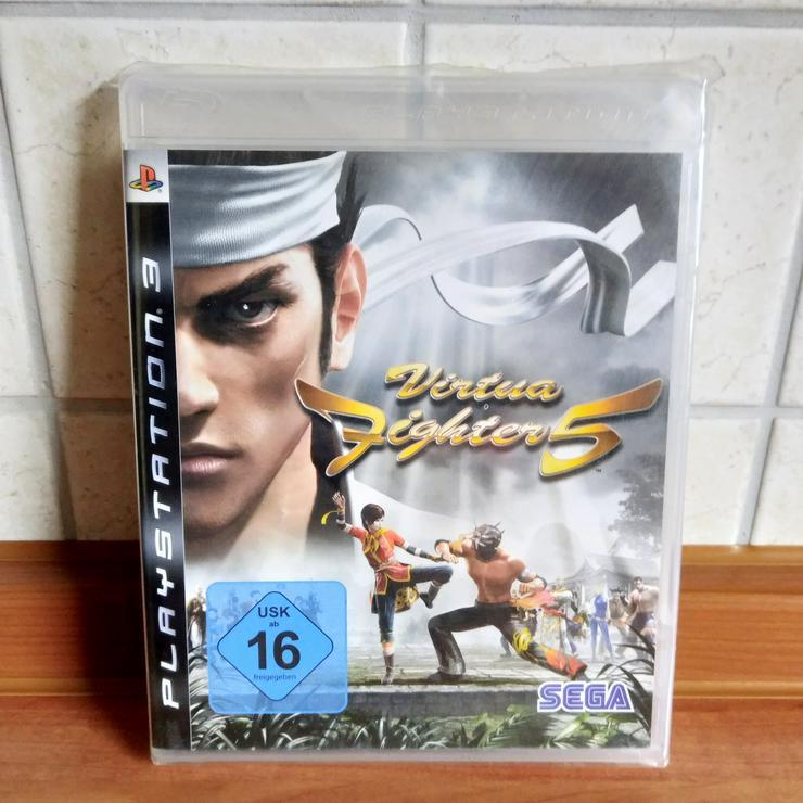 Sega´s Virtua Fighter 5 für die PS3 (Originalverpackt) USK16