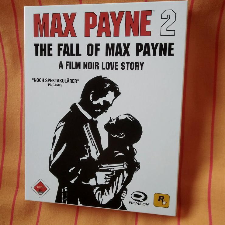 Rockstars Max Payne 2 (Keine Jugendfreigabe) - PC Games - Bild 1