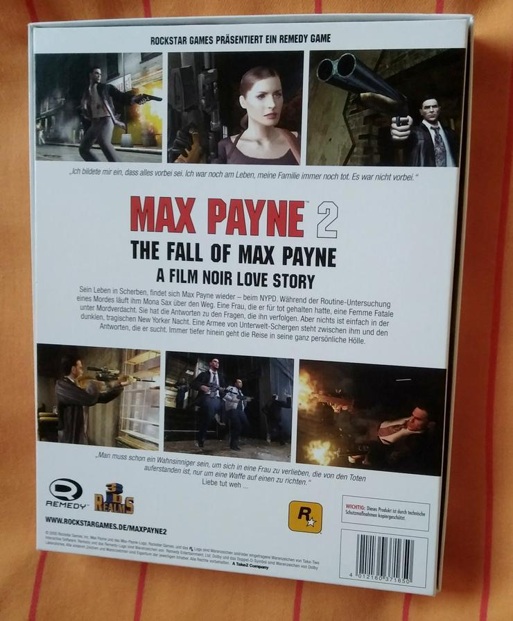 Bild 3: Rockstars Max Payne 2 (Keine Jugendfreigabe)