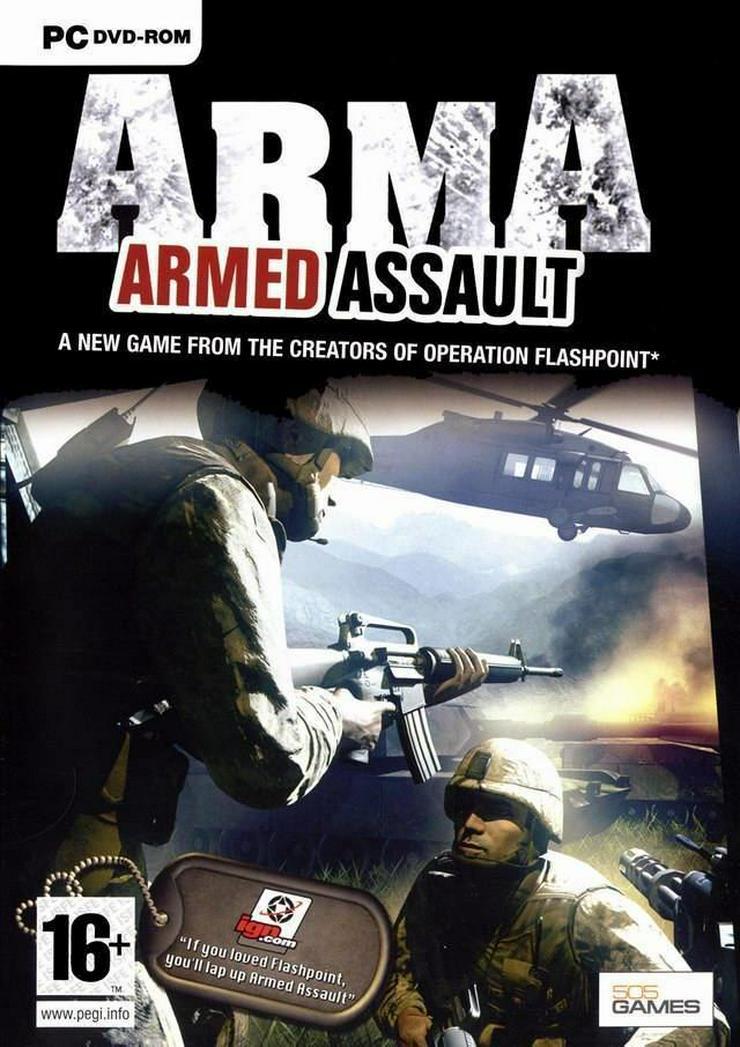 ArmA - Armed Assault - PC Games - Bild 1