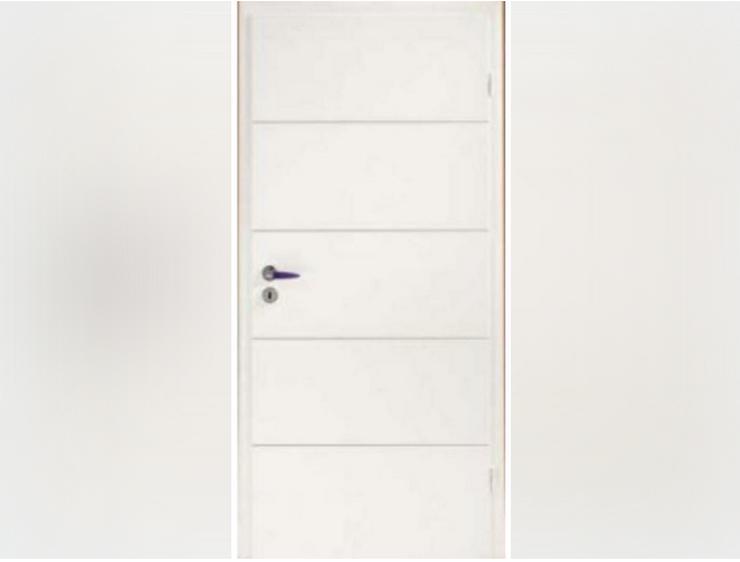 Herholz Türblatt Innentür Zimmertür Esprit 24 Weißlack Elegant