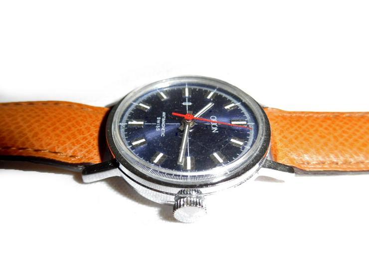 Bild 3: Seltene Armbanduhr von Orion
