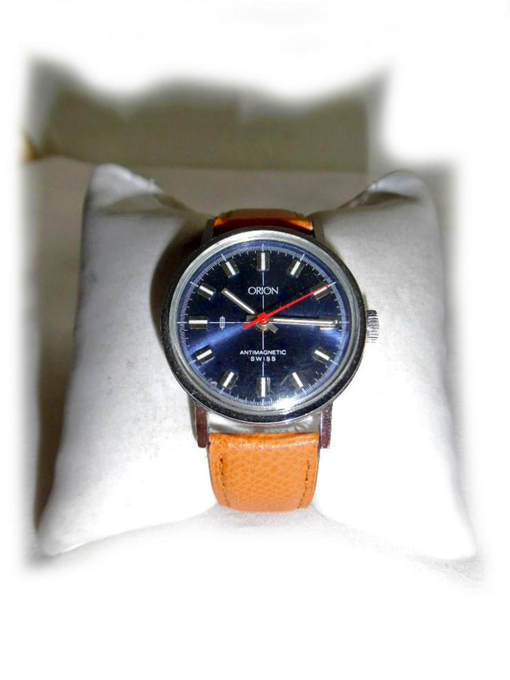 Seltene Armbanduhr von Orion