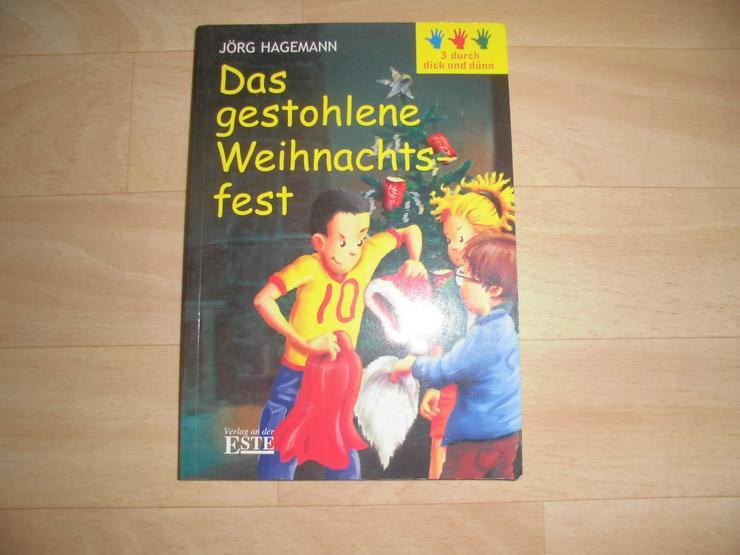 Das gestohlene Weihnachtsfest - Jörg Hagemann - Kinder& Jugend - Bild 1