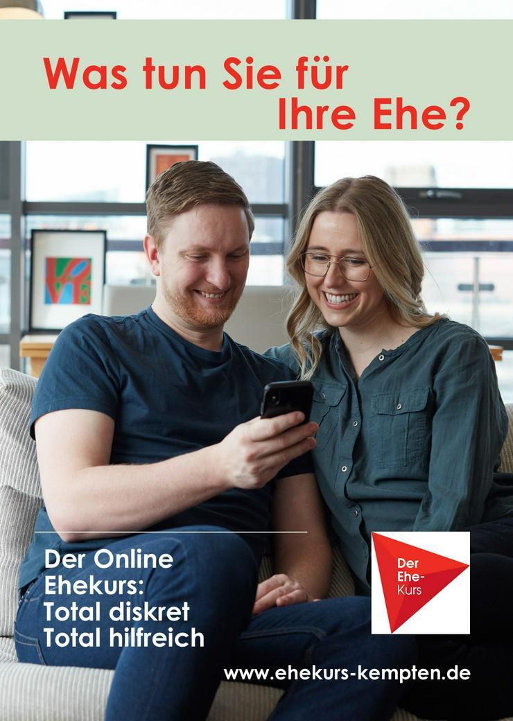 Online Ehekurs - Was tun Sie für Ihre Ehe? - Bildung & Erziehung - Bild 1