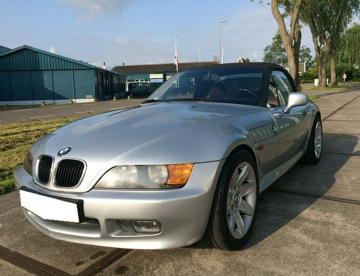 BMW Z3 roadster 1.8 - Z3 - Bild 1