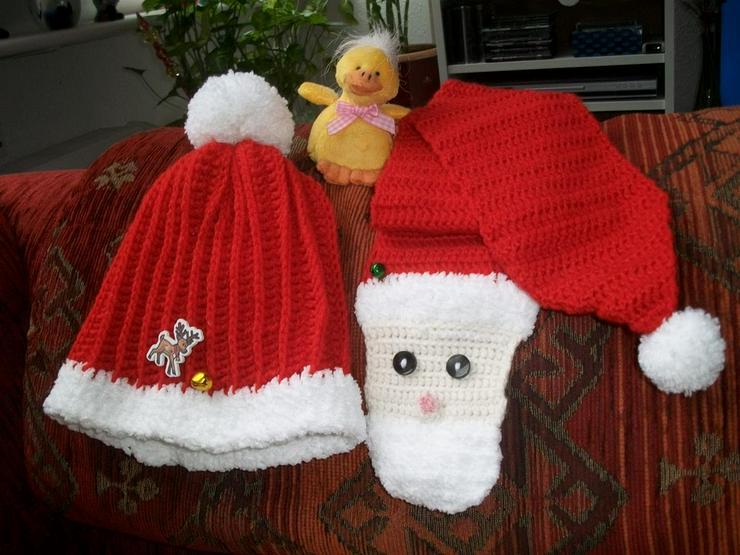 Bild 2: Mütze und Schal