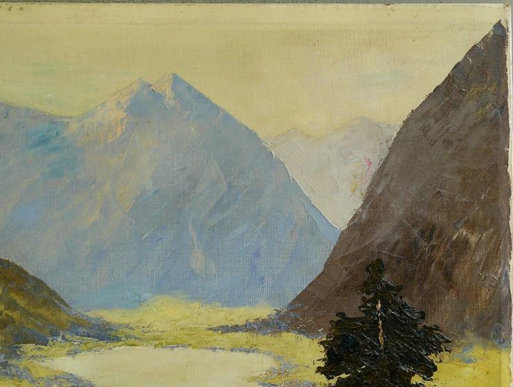 Bild 4: Ölgemälde Hermann Schmitzbonn geb. 1903 (B067)