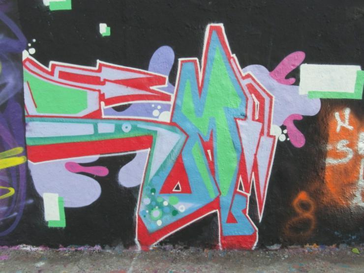 Art Graffiti Poster - Poster, Drucke & Fotos - Bild 1