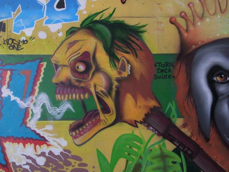 Bild 5: Art Graffiti Poster