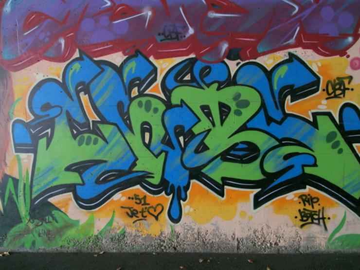 Bild 4: Art Graffiti Poster