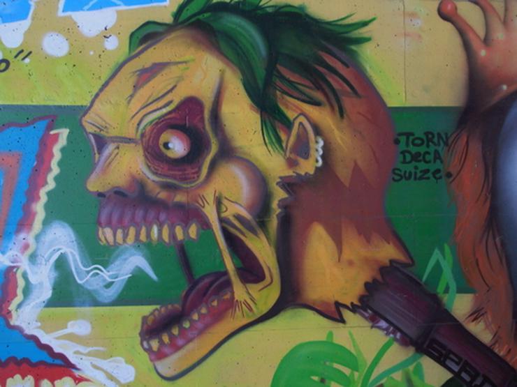 Bild 6: Art Graffiti Poster