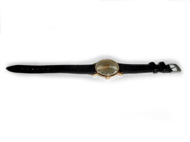 Bild 2: Seltene Armbanduhr von Rubens